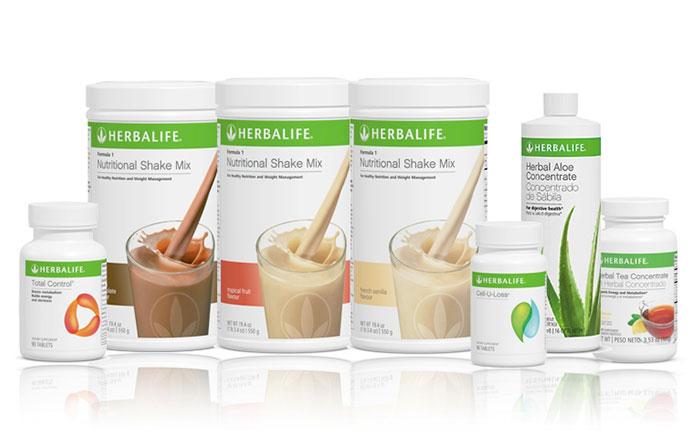Herbalife afslanken, bijkomen, gewichtsbeheersing