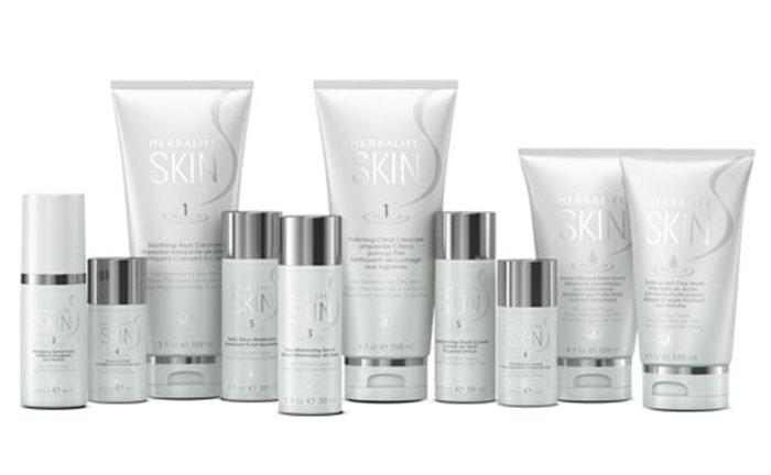 Huidverzorgingsproducten Herbalife Skin