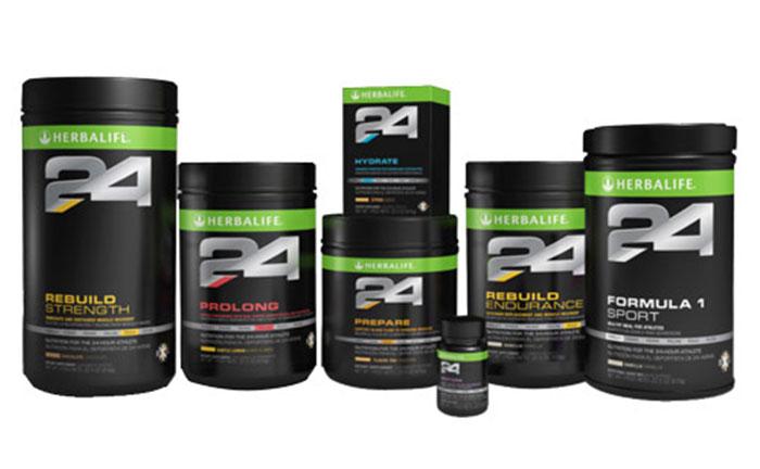Herbalife 24 sportvoeding